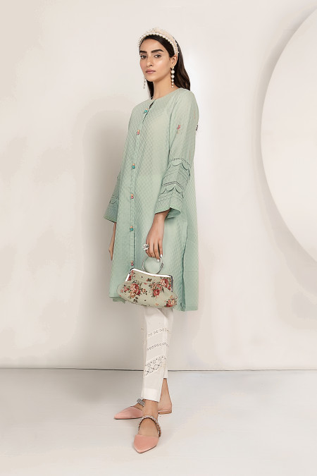 Shirt Mint Green MB-SS21-37