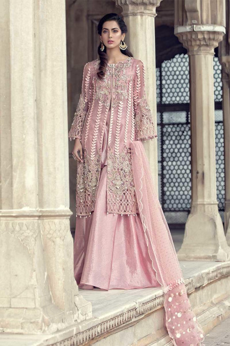 MARIA B. Couture Blush Pink MC-007