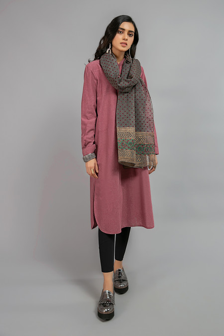 Scarf Dupatta MG-W20-50-Grey