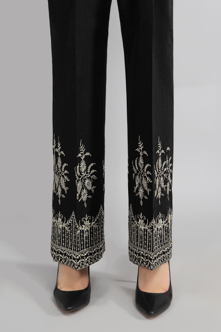 Trouser - Black MG-W20-81