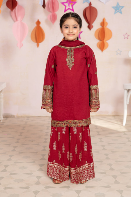 Suit Red MKD-EA21-17