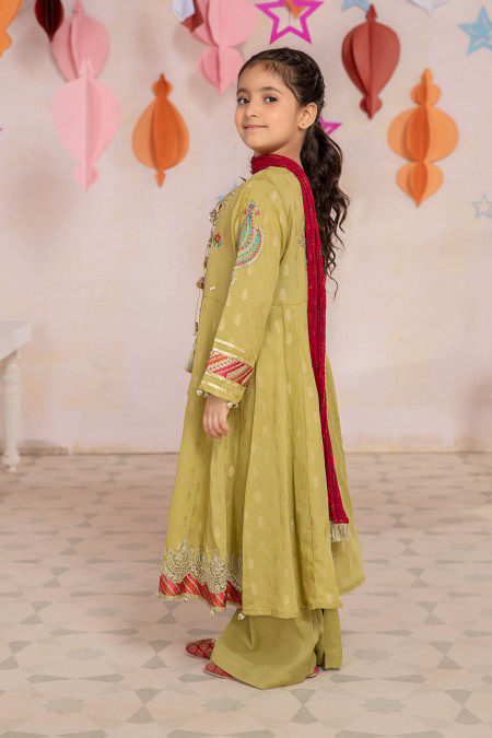 Suit Lime Green MKD-EA21-22