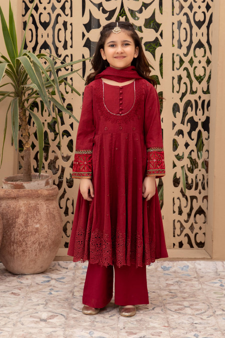 Suit Red MKD-EF21-22