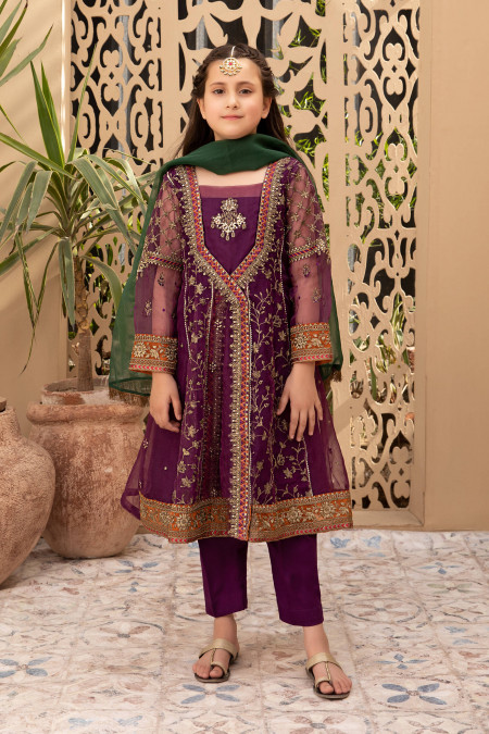 Suit Purple MKS-EF21-26