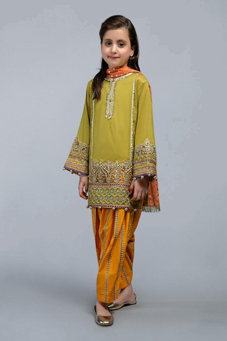 Suit Green MKS-SS20-02
