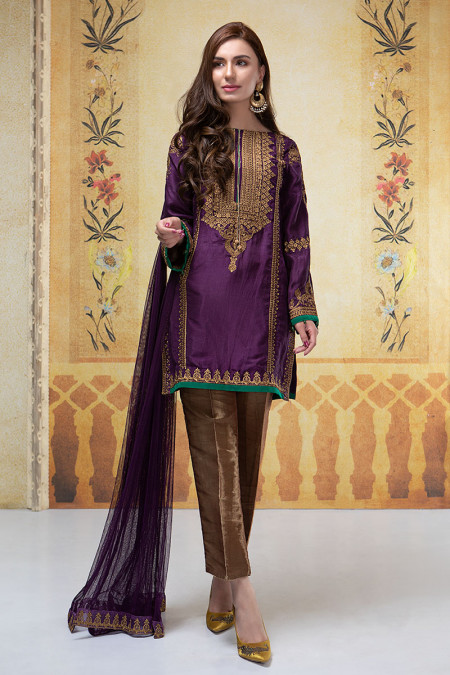 Suit Purple SF-1639