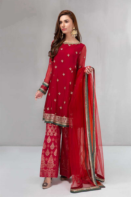 Suit Red SF-1642