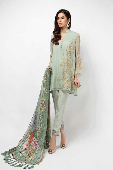 Suit Sea Green SF-1668