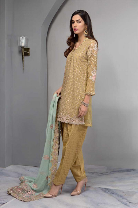 Suit Yellow SF-1695