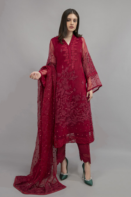 Suit Red SF-EA20-07
