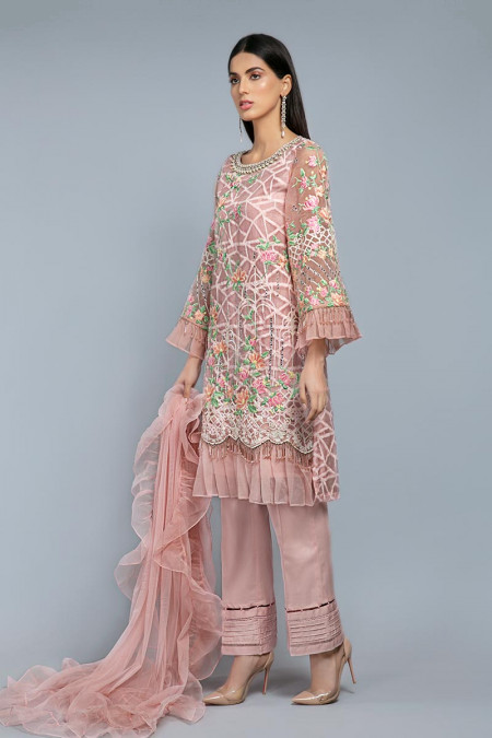 Suit Pink SF-SS20-03