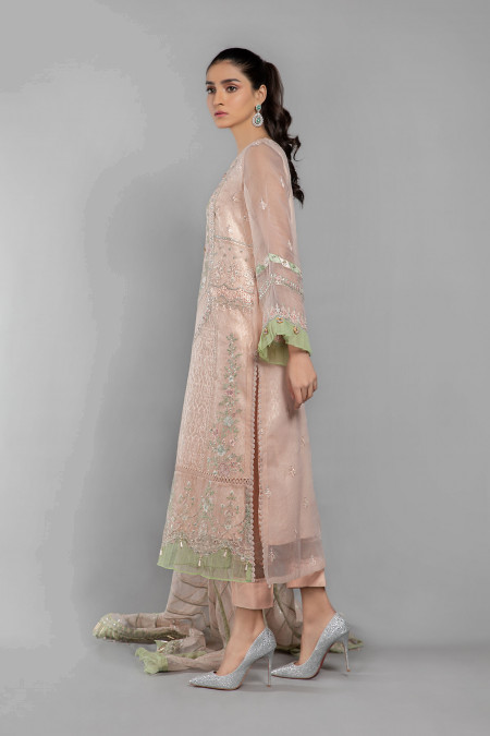 Suit Ash Pink SF-SS21-10