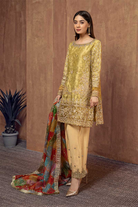 Suit Yellow SF-W19-07