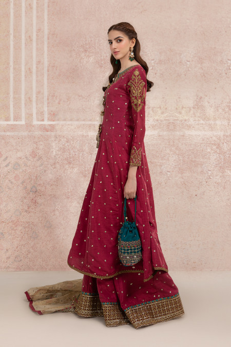 Suit Pink SF-W21-10