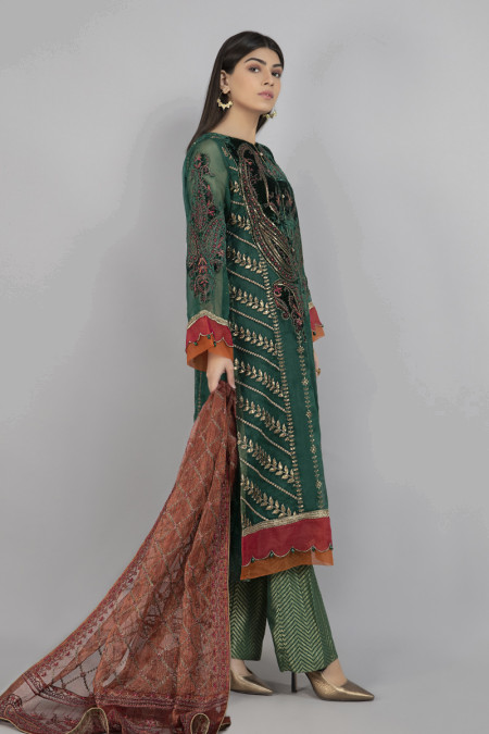 Suit Green SF-W20-05