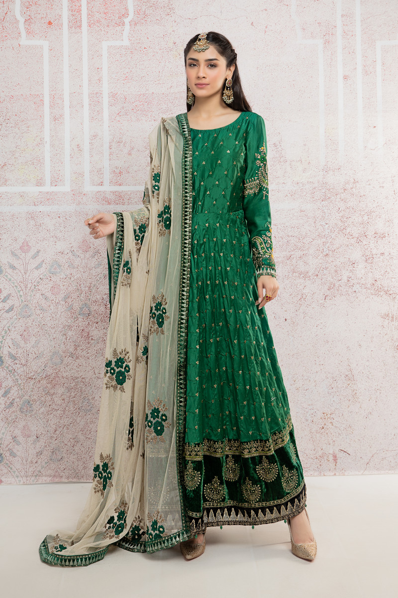 Suit Emerald Green CSS-402