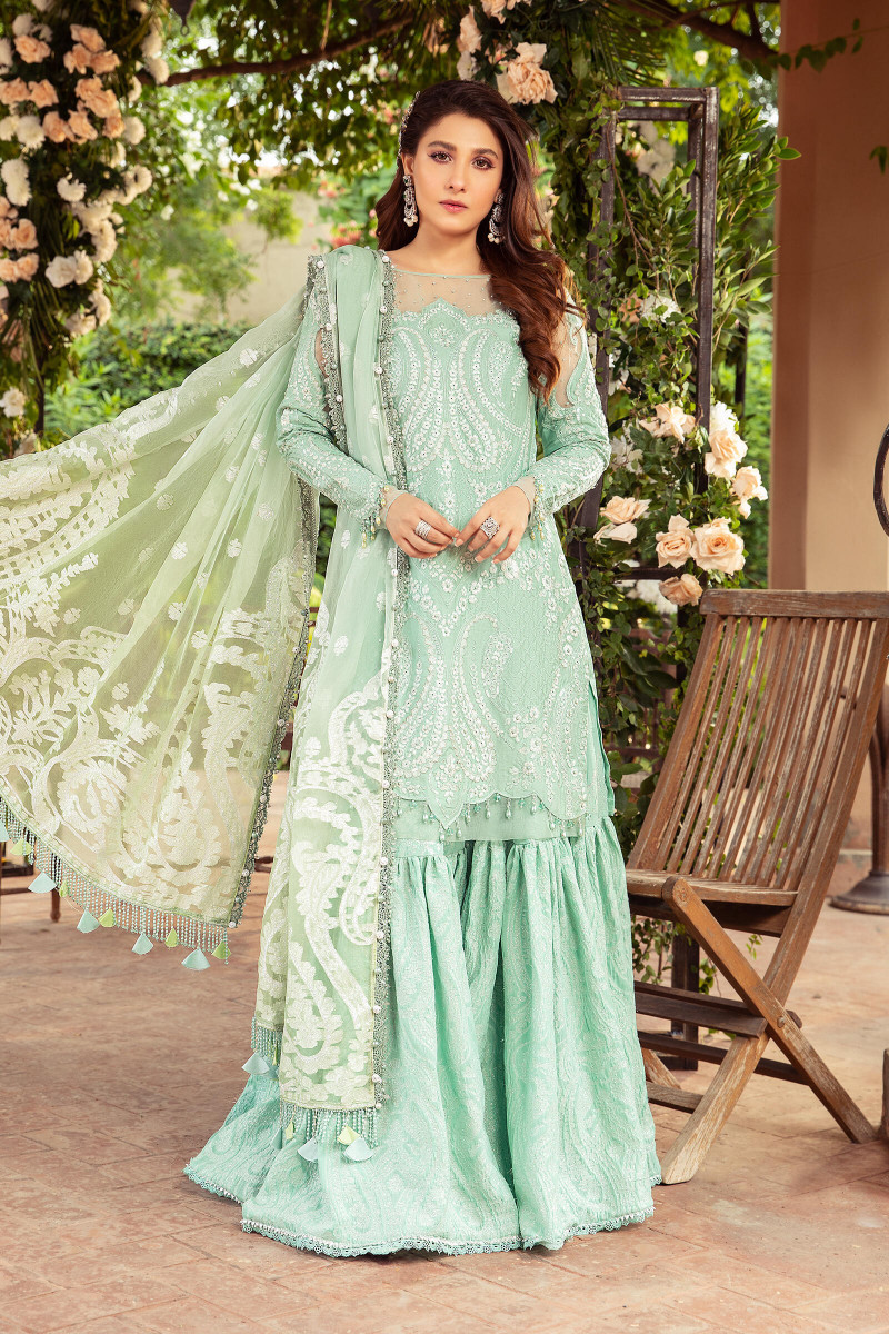Unstitched Sateen CST-404-Sea Green