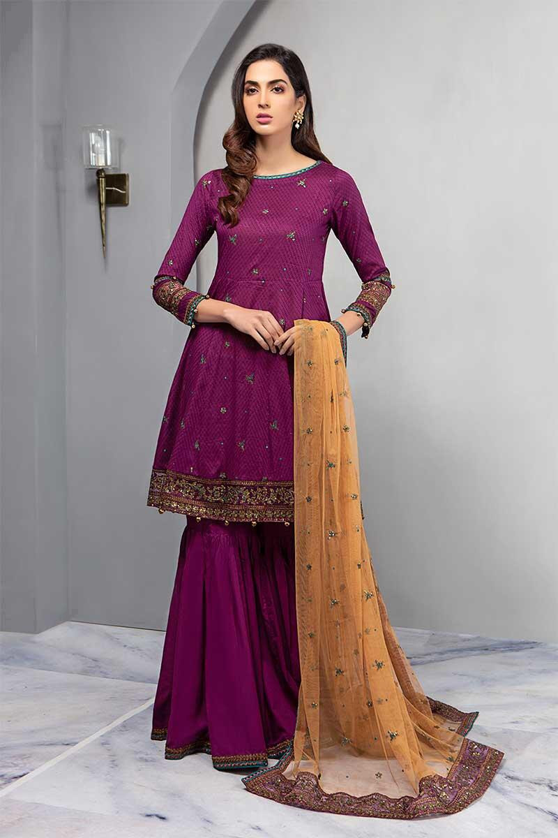Suit Purple DW-2207