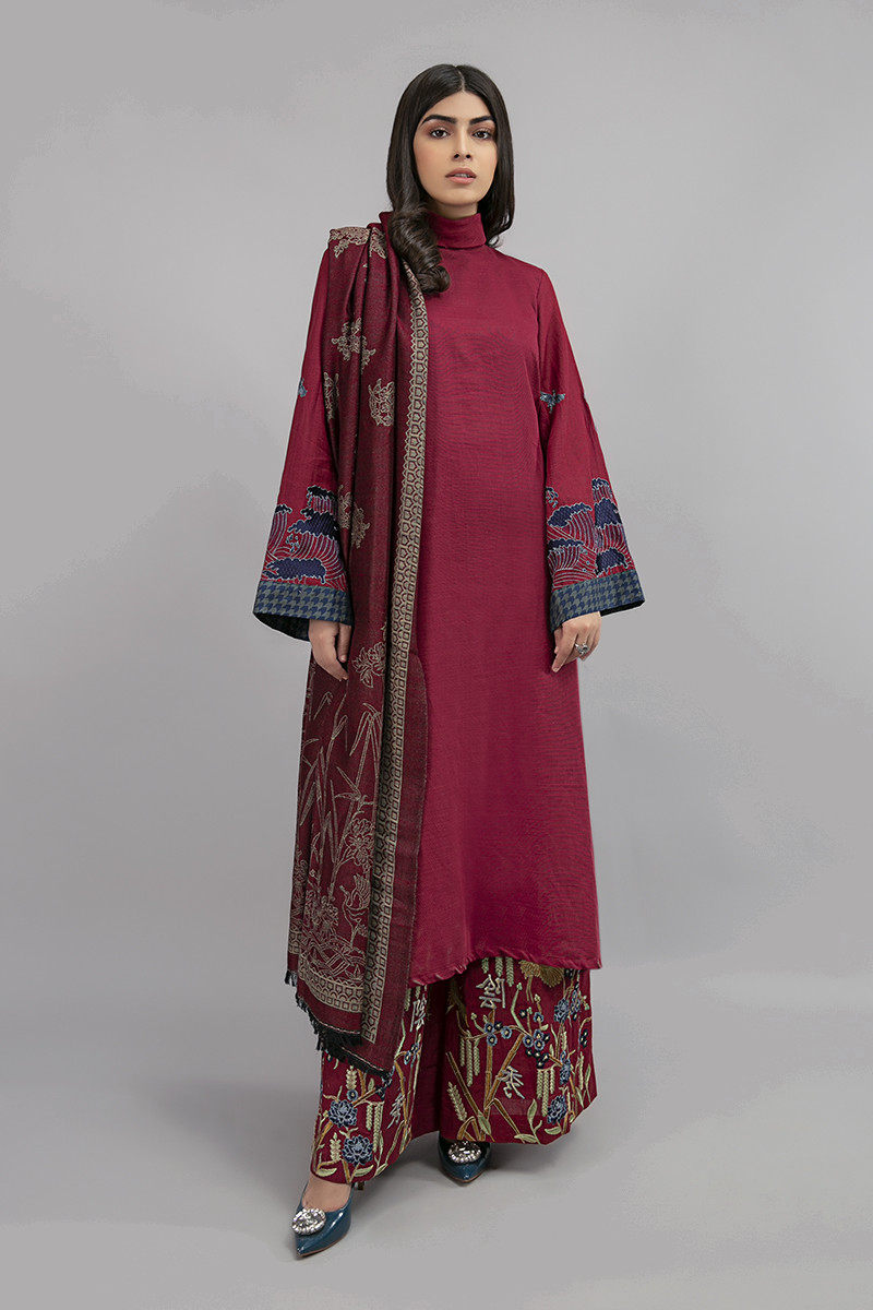 Suit Red DW-W20-08