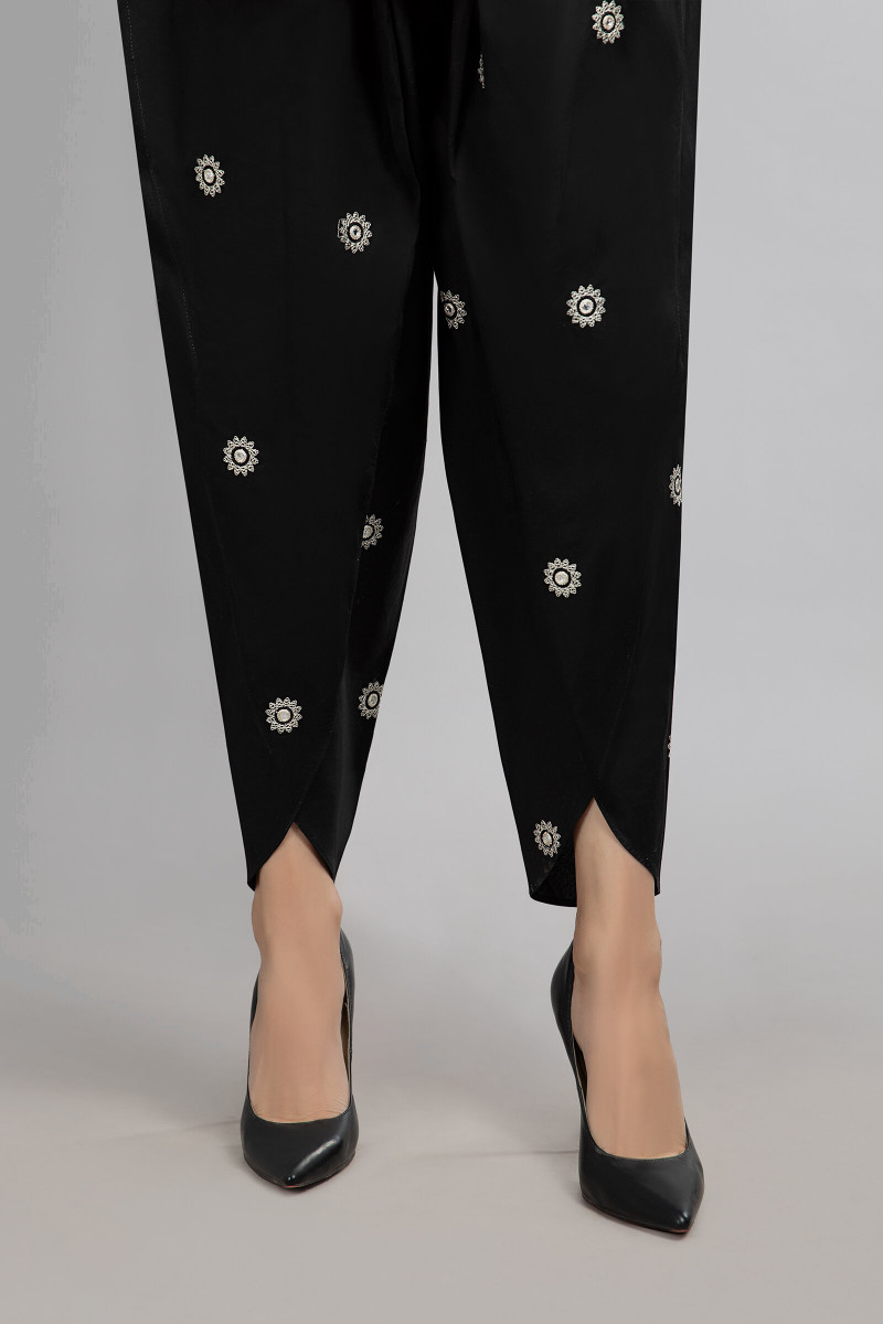 Trouser Black MB-SS21-43