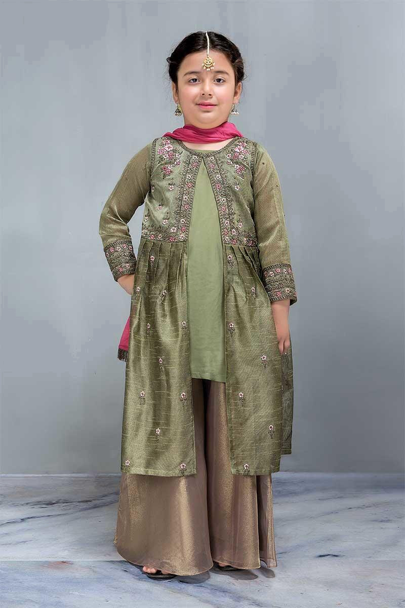 Suit Green MKS-226