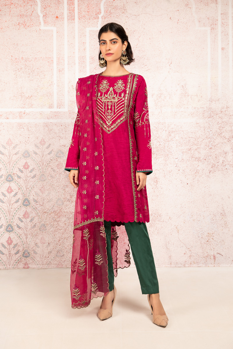 Suit Pink SF-W21-08