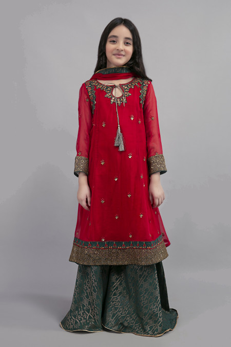 Suit Red MKS-EA20-11