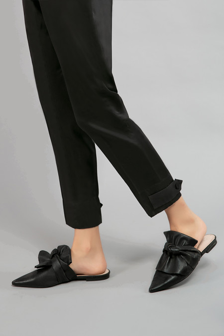 Trousers - Black - MG-W20-01